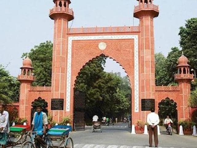Parliament amended the law concerning Aligarh Muslim University in 1981.