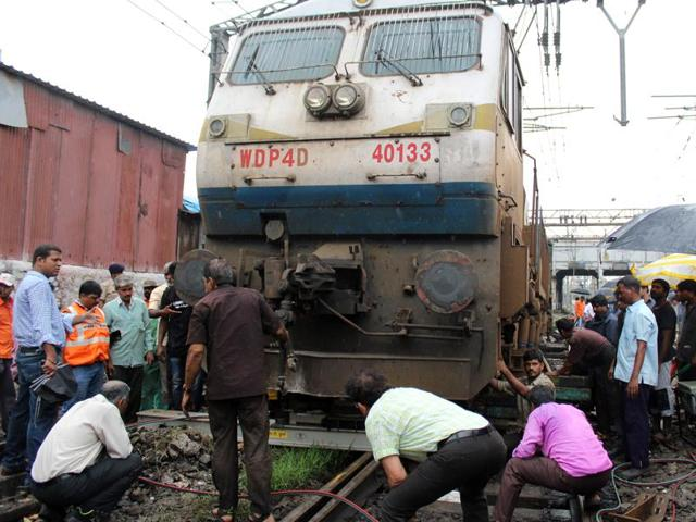 Udyan Express,CST,Train