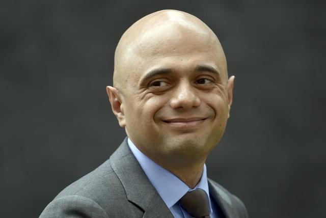 Brexit,Sajid Javid,Britain