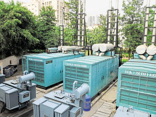Gurgaon,Electricity,Power backup
