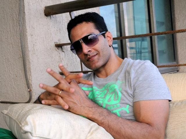 Sudhanshu Pandey,actor,staying fit