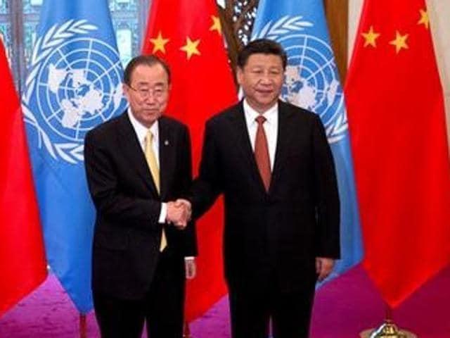 Ban Ki Moon,China,United Nations