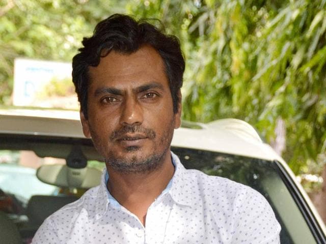 Actor Nawazuddin Siddiqui says that he doesn't want to be part of Hollywood films as of now.