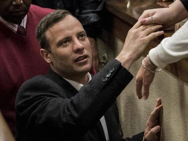Oscar Pistorius,Pistorius prison sentence,Reeva Steenkamp murder