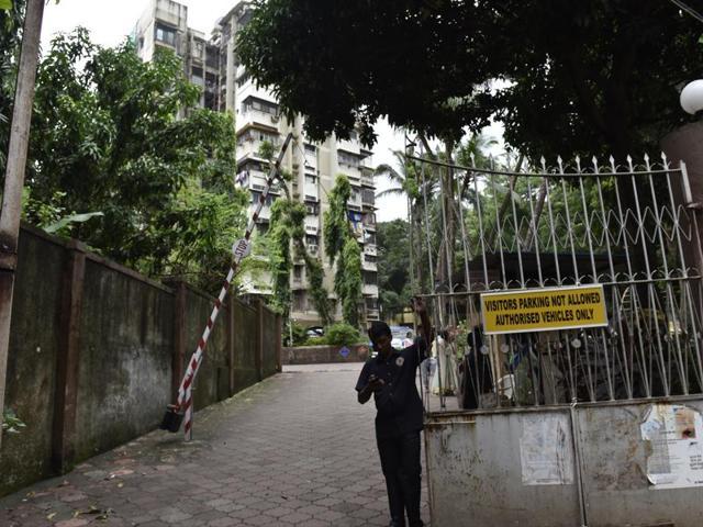 Islamic preacher Zakir Naik stays at Jasmine Apartment in Mazgaon, Mumbai.