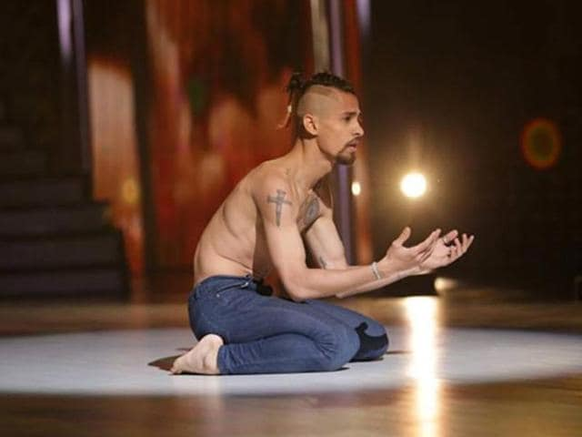 Ryan Martyr (25) is one among the top eight contestants of reality show  'So You Think You Can Dance'.