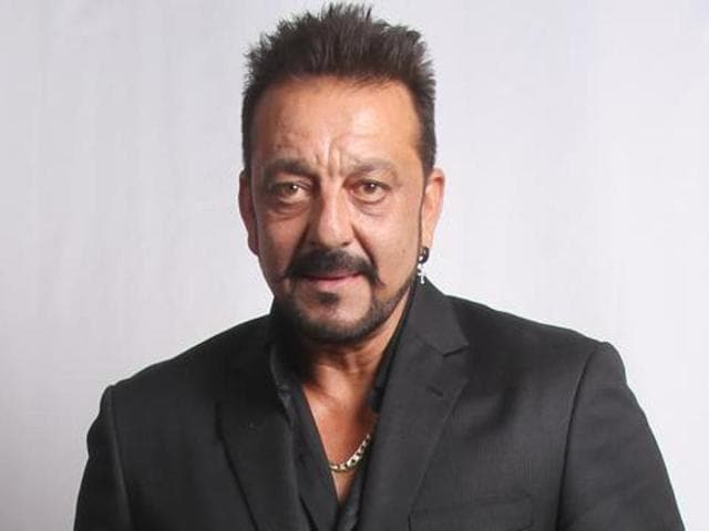 Sanjay Dutt, who was released from Yerwada Central Jail, Pune, on February 25, shot for an ad on May 13 in Madh Island. This is the first time, since his release, that he has faced the camera. (Pramod Thakur/ HT Photo)