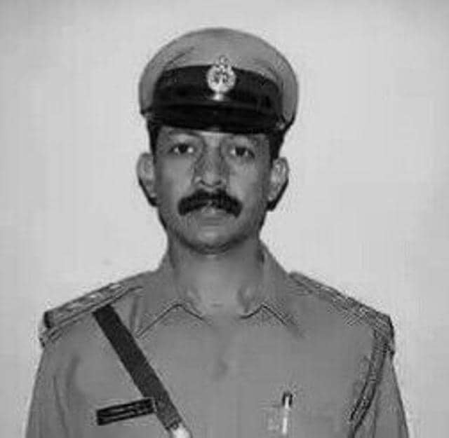 Ganapathi's suicide was the second such incident this week three days after Chikkamagaluru rural Deputy Superintendent of Police Kalappa Handibagh, 34, hanged himself at Belagavi.