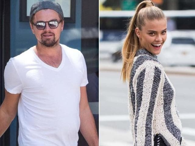41-year-old Oscar-winning actor Leonardo DiCaprio and Danish supermodel Nina Agdal, 24, are reportedly hooking up casually.