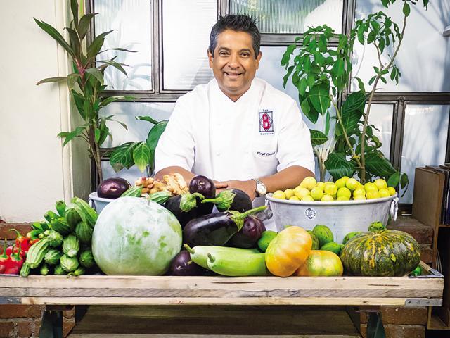 Matt Preston,Toast & Tonic,Chef Manu Chandra