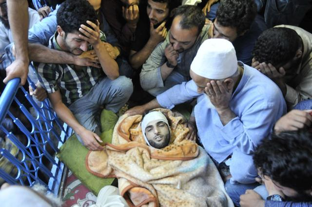 Amarnath Yatra  pilgrims were stopped in Jammu on July 9, 2016 . The pilgrimage was suspended  following tension in the Kashmir Valley  after the death of Hizb  commander Burhan Wani on July 8.