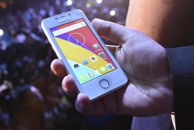 Delivery includes 390 phones in Haryana, 540 phones in West Bengal, 605 phones in Himachal Pradesh, 484 in Bihar and 221 phones in Uttarakhand.