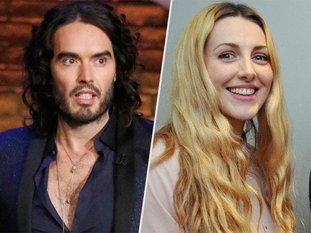 Russell Brand confirmed speculation he is set to become a father on Friday.  His girlfriend Laura Gallacher and he reportedly got engaged on June 27.
