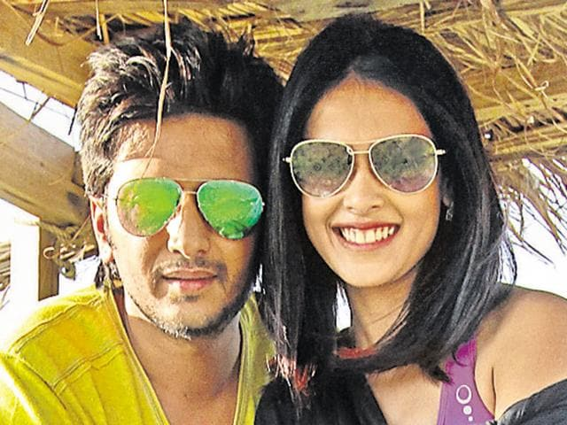 Riteish and Genelia got married in 2012 and had their first child, a son named Riaan in November 2014.