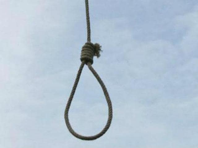 Deputy SP MK Ganapathy was found hanging from the ceiling fan in a room at a lodge in Madikeri.
