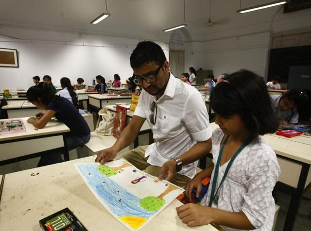 Around 2,250 students seeking admission to the 750 seats available in 11 colleges across Maharashtra in the fine arts section had taken the CET in May. The CET results were released in June.