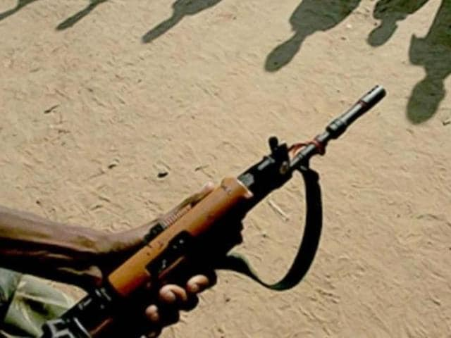 At least five people, including one child, were killed after getting caught in a crossfire between security personnel and Maoists in Kandhamal district of Odisha