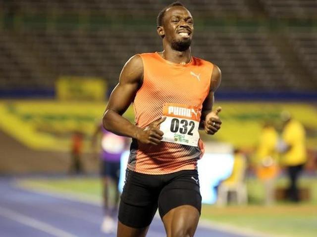 Usain Bolt,Sprinter,Rio Olympics
