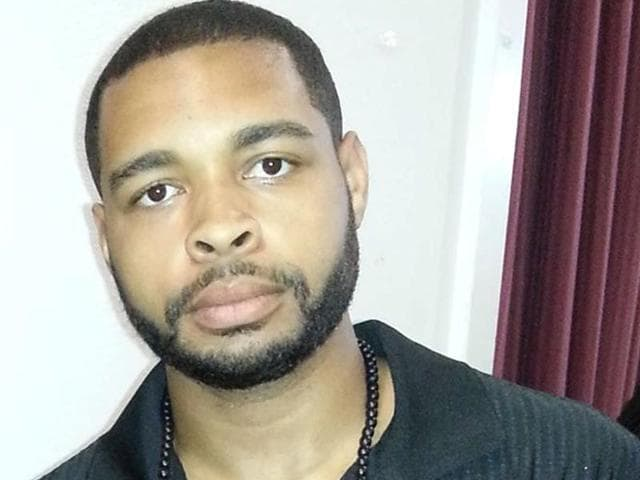 Micah Xavier Johnson, a man suspected by Dallas Police in a shooting attack and who was killed during a manhunt, is seen in an undated photo from his Facebook account.
