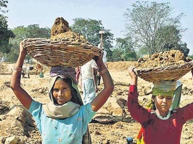 Delayed wages had been a major reason for beneficiaries opting out of the MGNREGA, which brings work to millions of poor people in the countryside.