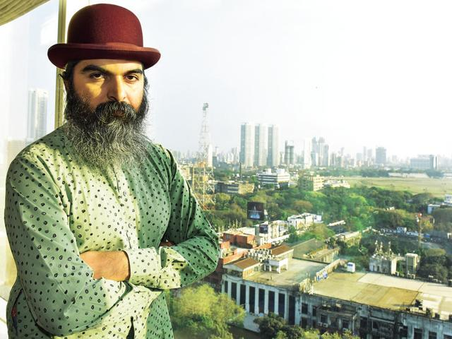 Designer Suket Dhir's award winning creations with wool are tying up the fashion scene (Photo by Vidya Subramanian/ Hindustan Times)