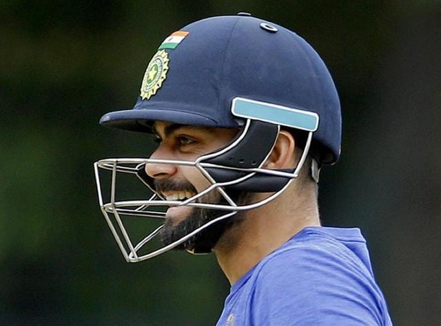 Virat Kohli struggled as a debutant during the 2011 tour of the West Indies.