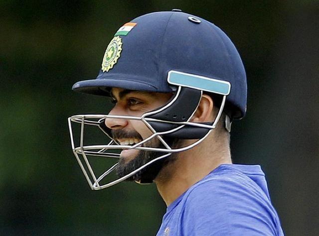 Virat Kohli,Anil Kumble,Ind vs WI