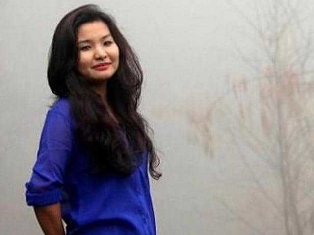 """Monika Khangembam wrote on her Facebook wall that when she went to the immigration desk at IGI around 9pm on Saturday, an official looked at her passport and said, """"Indian toh nahi lagti ho"""" (you don't look Indian)."""