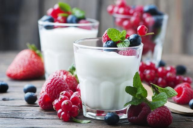 Just adding yogurt to a smoothie or eating a bowl of it with fruits will be a good way to start your day, say diet experts.