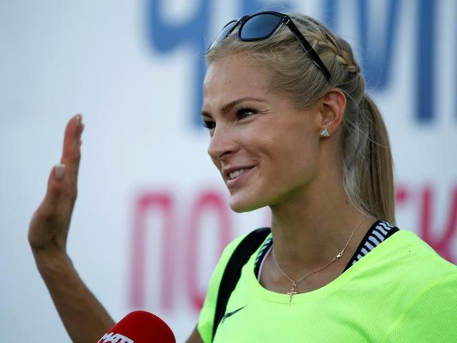 The board unanimously accepted the application of Daria Klishina who, subject to completing the formalities, is now eligible to compete in international competitions as an independent neutral athlete.