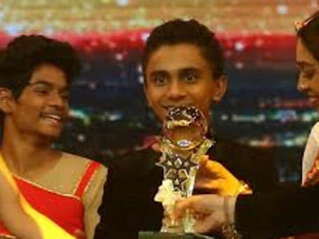 Suleman won the seventh edition of India Got Talent on Saturday night after being voted on by viewers.