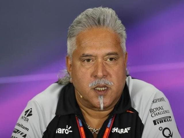File photo of liquor baron Vijay Mallya. Mallya and his group firms are already facing a probe by Enforcement Directorate for alleged diversion of loans taken by long-grounded Kingfisher Airlines.