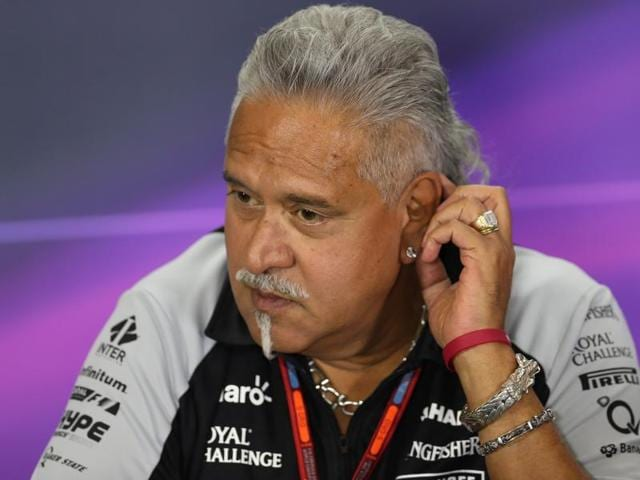 File photo of liquor baron Vijay Mallya.  An inquiry has found that Mallya diverted funds from USL amounting to over Rs 12 crore to his overseas and Indian companies between 2010 and 2014.