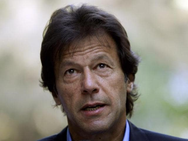 'There's nothing worse than divorce. It doesn't matter who initiates it, it's a terrible experience,' says cricketer-turned-politician Imran Khan.(Bloomberg via Getty Images)