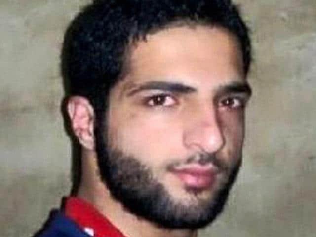 Burhan Wani killed,Hizb commander Burhan Wani,Hizbul Mujahideen