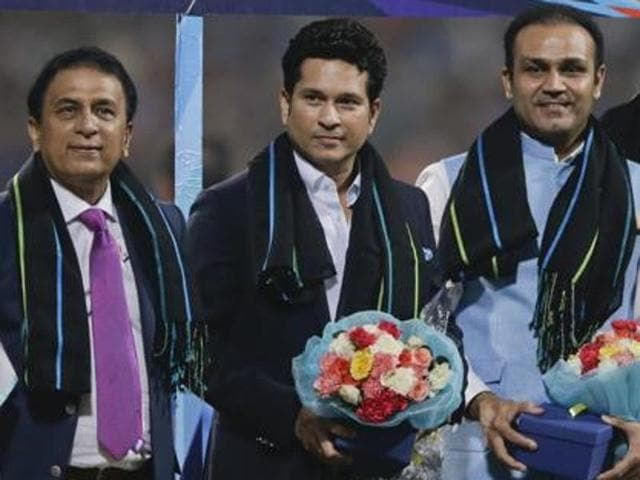Sunil Gavaskar, who turns 66 on Sunday, was wished by Sachin Tendulkar, Virender Sehwag and many others on Twitter.
