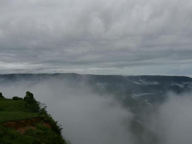 Mawsynram near Sohra. Tamhini's seasonal rainfall in eight different years between 1975 and 2013 was more than that of Sohra, erstwhile Cherrapunji, which was once considered the wettest.