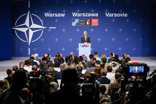 NATO,US President Barack Obama,Middle East and North Africa