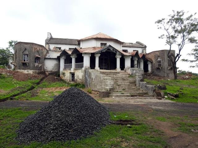 Rutton Bungalow, built in 1925 by a Parsi contractor, is being renovated by the army.