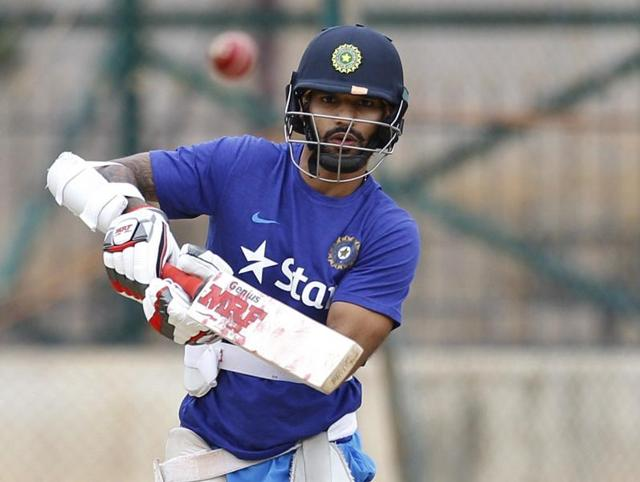 Rohit Sharma guided the lower order.