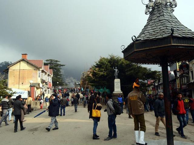 Shimla,Scandal Point,Maharaja of Patiala