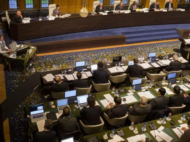 South China Sea verdict,China Philippines dispute on South China Sea,Permanent Court of Arbitration