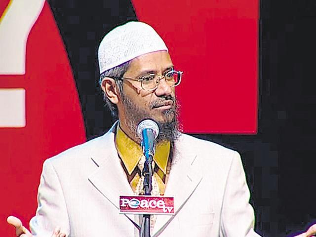 Zakir Naik,Peace TV,Islamic Research Foundation