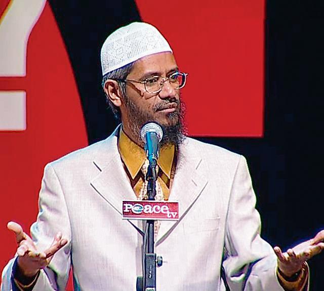 Zakir Naik,Peace TV