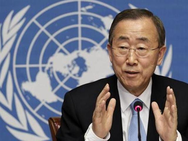 "A spokesperson rejected remarks by a Pakistani journalist that UN chief Ban Ki-moon, who had earlier addressed the press on the situation in South Sudan, has ""brushed aside"" the issue of Kashmir and is not sufficiently addressing it."