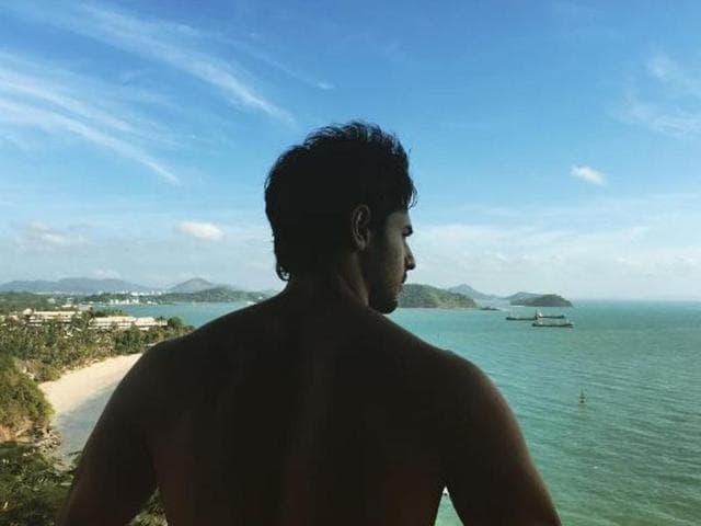 Sidharth Malhotra,Actor,River Rafting