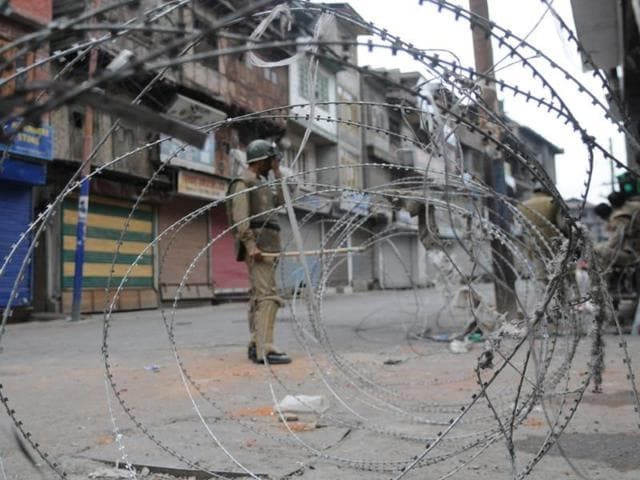 Curfew continued for a second day throughout Kashmir, bringing normal life to a stand still in the volatile region. The death of a Hizbul militant, Burhan Wani, plunged the state into its latest spate of tense protests, in which 22 people were killed.