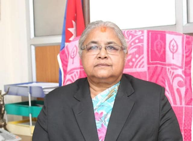 Nepal's first woman chief justice,Sushila Karki,Nepal's supreme court