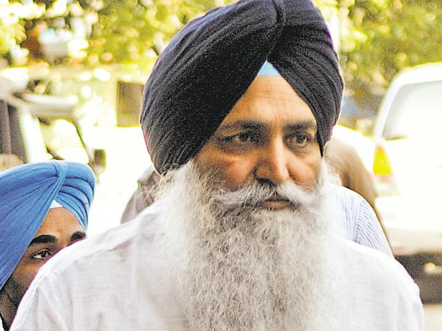 AAP spokesperson Sukhpal Singh Khaira said when Valtoha was confronted by someone from the audience that Akalis are not living up to Guru's words, he squarely held Ambedkar responsible for fanning casteism.