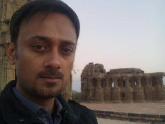 Indian Paranormal Society founder and CEO Gaurav Tiwari, who was found dead in mysterious circumstances.